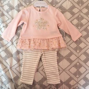 Stars and Stripes 2pc Outfit